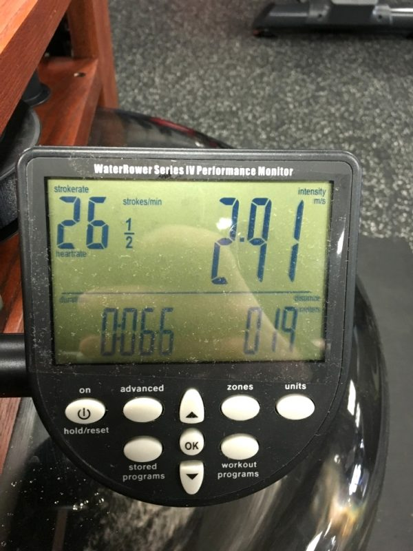 Water Rower is Hand Crafted-screen